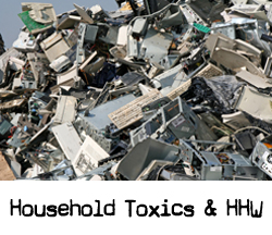 Household Toxics & HHW
