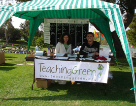 Volunteer with TeachingGreen